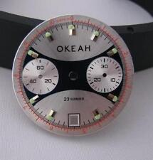 Clock dial fit for OKEAH Poljot Sturmanskie 3133