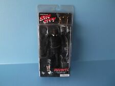 """Sin City Manute 8""""in Action Figure w/ accessory Colored Ver. Frank Miller 2005"""