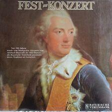 KLEINKNECHT WINBECK ENGEL Festkonzert Private LP Bayerische Vereinsbank NM