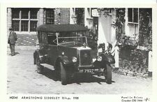 Transport Postcard - Armstrong Siddeley 15 h.p. 1928   2190