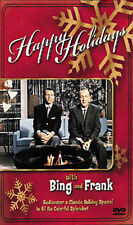 Happy Holidays with Bing and Frank (DVD, 2003) - Brand New!