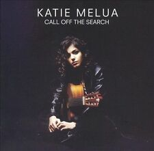 Call Off the Search by Katie Melua (CD, Jun-2004, Dramatico) NEW