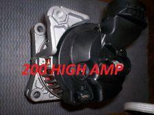200 HIGH AMP BMW 525I Z3 X5 328I 328CI 330I 330CI 330XI E46 ALTERNATOR 2001 2006
