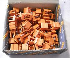WEIDMULLER 134686 SLA 2/90 4.5SN OR TERMINAL BLOCK, 2 P 300V 10A (BOX OF 100)