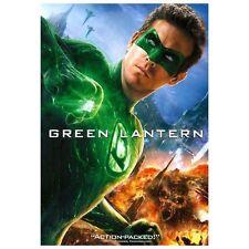 GREEN LANTERN - Ryan Reynolds - DVD (Green Case)