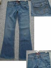 HOLLISTER  Destroyed LOWRISE Flare jeans NWT 1