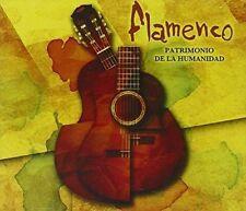 VARIOUS ARTISTS - FLAMENCO PATRIMONIO DE LA HUMANIDAD NEW CD