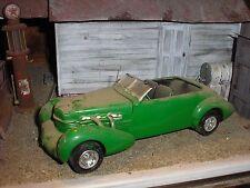 1/24 1/25 Vintage 1930's 810 812 Cord Roadster 4 Junkyard diorama parts restore