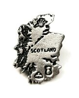 HERALDIC LION PEWTER HAND CRAFTED LAPEL PIN BADGE IN POUCH GIFT IDEA