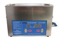 Triton Ultraschall-Reiniger Reinigungsgerät 4 l mit Ablaufhahn 180w, TRUSR404
