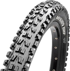 Maxxis Minion DHF - EXO TR Mountain Bike Tyre Folding