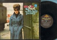 Posey, Sandy - Single Girl Vinyl LP Record Free Shipping