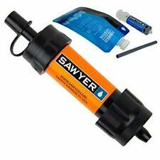 Sawyer SP103 Mini Water Filtration System - Orange