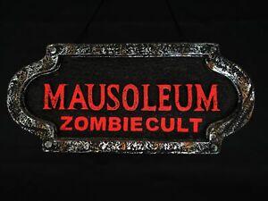 MAUSOLEUM - ZombieCult [SIGN]