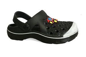 New Boys Girls' Garden Clog Shoe Beach Shower Pool Shoes Toddler Kids    678