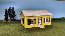 HO Scale Laser Cut Custom Steven's House Building Kit