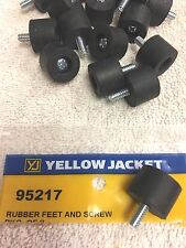 One 1 Yellow Jacket Recovery Unit Model 95760 Part 95217 One Rubber Foot