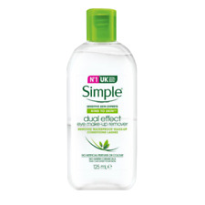 Simple Sensitive Skin Experts Kind to Skin Dual-effect Eye Make-up Remover 125ml