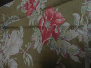 Ralph Lauren Boathouse TWIN Flat Sheet-Never Used Cotton Sateen
