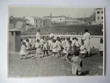 TRIESTE SERVOLA asilo bambini vecchia foto G. Wernigg
