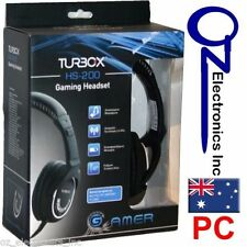 Wireless PC Video Game Headsets