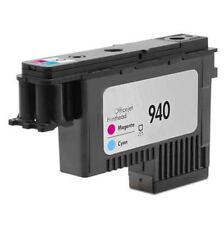Druckkopf kompatibel zu HP 940 C4901A magenta & cyan OfficeJet Pro 8000 8500