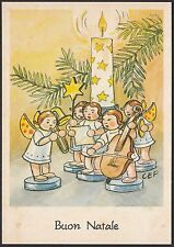AA4740 Buon Natale - Edizioni SPAM 2178/71 - Cefischer - Cartlolina - Postcard