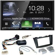 Kenwood DMX-7017DABS Bluetooth Autoradio Einbauset für Suzuki Swift Sport FZ NZ