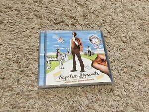 Napoleon Dynamite Movie Soundtrack CD in Original Case with Insert