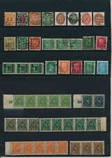 Germany, Deutsches Reich, Nazi, liquidation collection, stamps, Lot,used (KS 67)