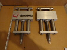 (2) Quadrel Linear Labeling Systems Linear Actuators