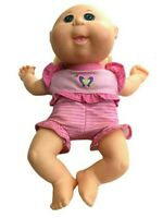 Cabbage Patch Kids Doll CPK WCT-52NH Bald Vinyl Head Blue Eyes Soft Body 2015