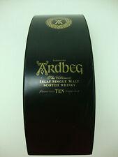 Ardbeg 10 year Islay Single Malt Scotch Empty Display Case