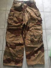 Treillis~Pantalon De Combat Militaire Camouflage Sable Daguet