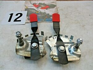 AXLE HEIGHT ADJUSTER X 2 LEFT & RIGHT HAND CHALLENGE XTREME SOVEREIGN XSS40A