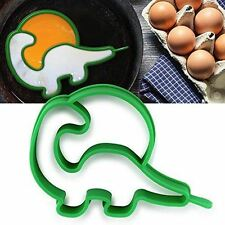 Eggosaurus Egg Mold Shaper Non-stick Surface Egg Pancake Mold By Barbuzzo