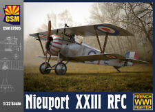 Copper State Models 1/32 Nieuport Xxiii British Wwi Royal Flying Corps Fighter