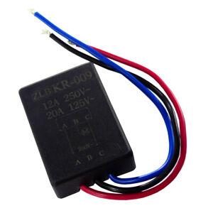 Maschinen Anlaufwiderstand 12A-230 V Soft Start Elektro Sanftanlauf Softstart