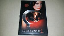 American Psycho 2 Dvd 2002 Movie Video Film Horror Mila Kunis Geraint Wyn Davies