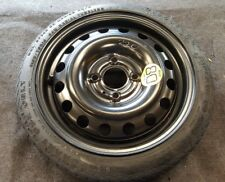 Nissan Note / Micra / Space Saver ( SPARE ) Tyre T105 / 70R 14 NEVER FITTED?