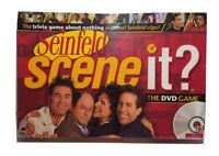 Seinfeld Scene It 2008 DVD Trivia Game Factory Sealed Mattel New