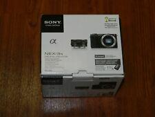 New Open Box - Sony Alpha NEX-3N Camera w/ E PZ 16-50mm Lens - 027242864108
