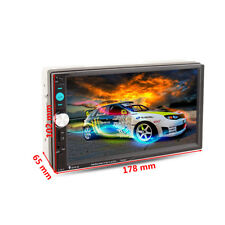 "7"" HD 2 DIN Autoradio Touch Audio Stereo Camera Android Bluetooth USB/TF +Kamera"