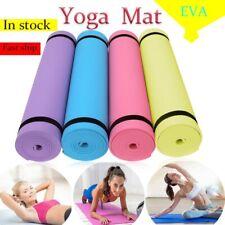 Colchoneta Para Ejercicios Casa Esterilla de yoga gimnasia colchonetas de Fitness