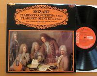 CCV 5006 Mozart Clarinet Concerto Quintet Benny Goodman Charles Munch NEAR MINT
