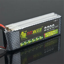 11.1V 2200mAh 25C LiPo Battery T Plug for RC Quadcopter Helicopter Airplane