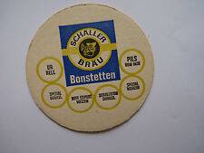 COPERCHIO birra Schaller Bräu/Bonstetten