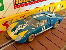 Ford GT40 Scalextric new (altaya, exin)