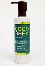 1 Bath & Body Works COCO SHEA CUCUMBER Seriously Soft Body Hand Lotion 24HR