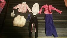 Only Hearts Club Lot #Xx7 Of 2 Outfits Fur Vest, 2 Tops, A Body Shirt, More